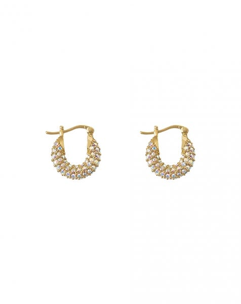 SHINE BRIGHTER EARRINGS GOLD