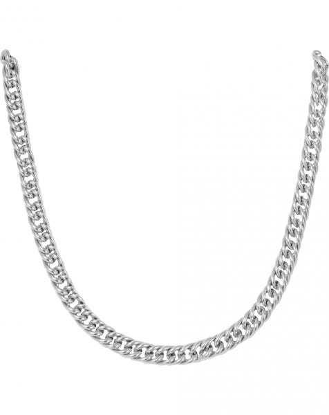 GOAL DIGGER NECKLACE SILVER
