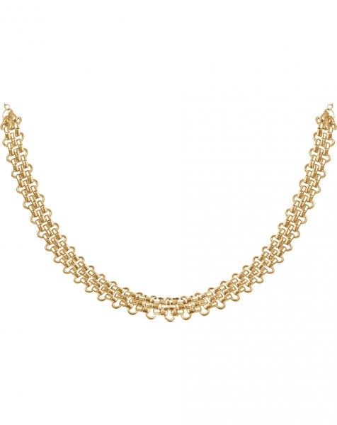 SWITCH IT UP NECKLACE GOLD